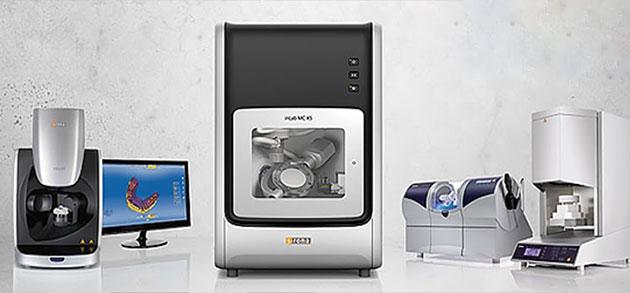 Làm răng sứ bằng máy tính và hệ thống CAD/CAM
