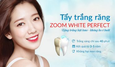 Tẩy trắng răng zoom white speed