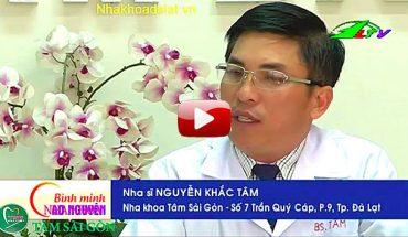 Nha sĩ Nguyễn Khắc Tâm chia sẻ về bệnh nha chu