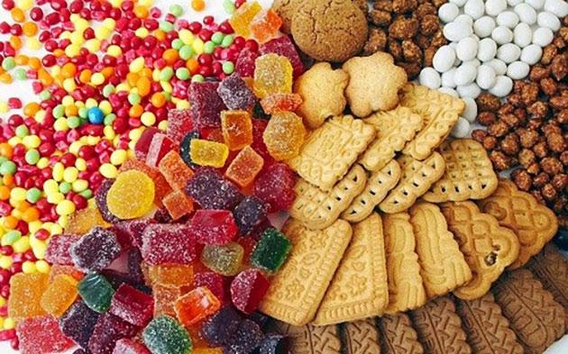 Thực phẩm gây sâu răng